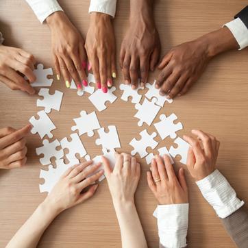 Puzzle-square